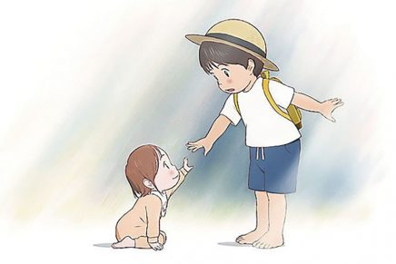 'Mirai' la última obra animada de Mamoru Hosoda