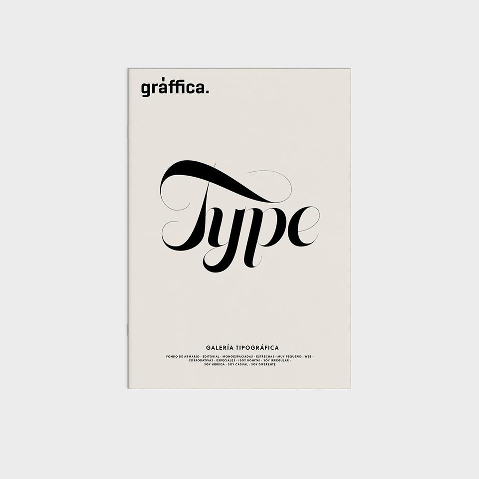 revista graffica 11 tipografia catalogo tipografico1