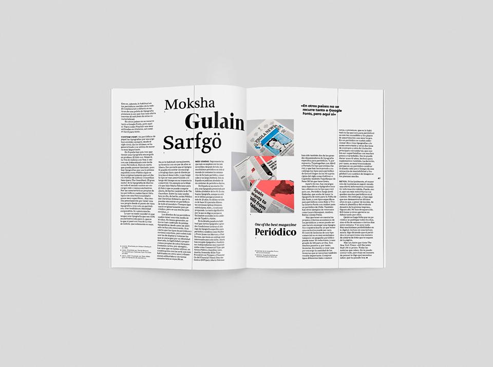 revista graffica 11 tipografia herminio tipos