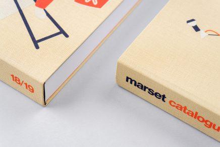 Folch conceptualiza y diseña el último catálogo de Marset