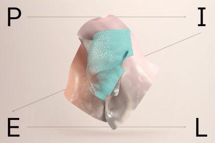 Rebeka Arce Studio diseña el cartel de la primera edición del PIEL Festival