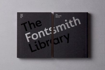 'The Library Book', una guía de más de 500 fuentes de Fontsmith