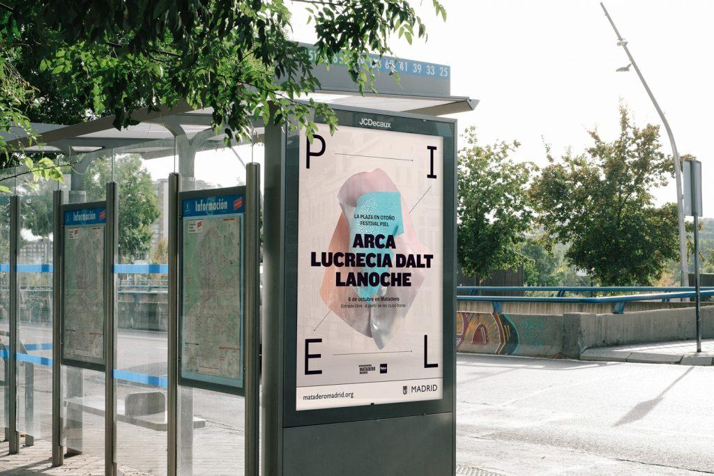 PIEL Festival publicidad