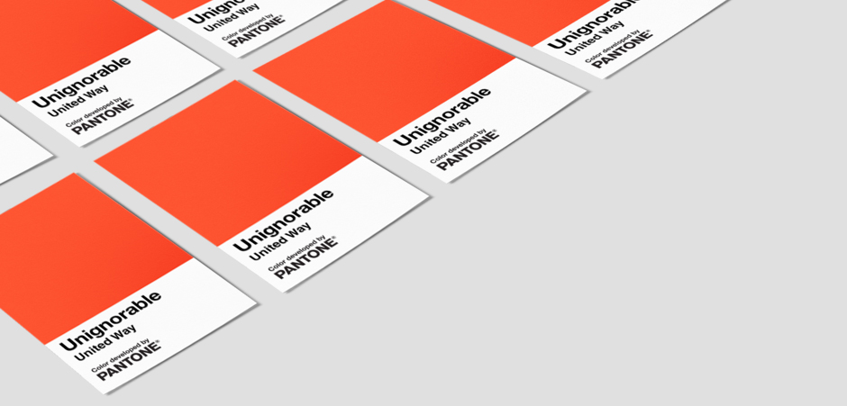 Unignorable pantone