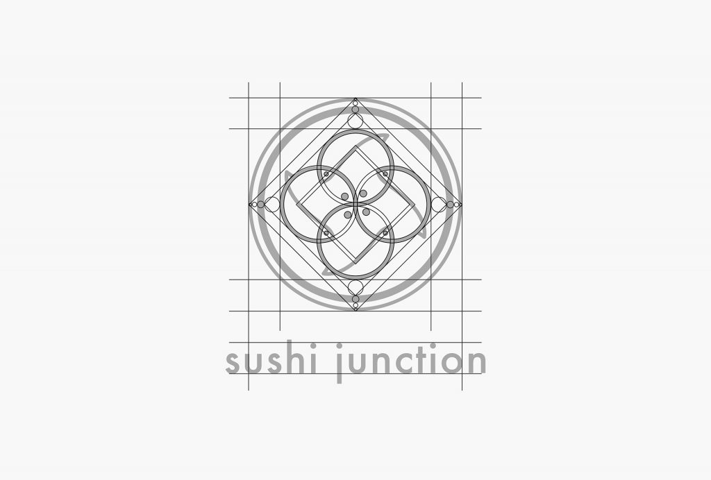 Sushi Junction, rollitos de sushi al estilo hindú