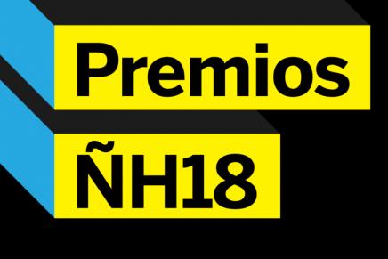 Los ganadores de los Premios ÑH2018: lo mejor del diseño periodístico en España, Portugal y América Latina