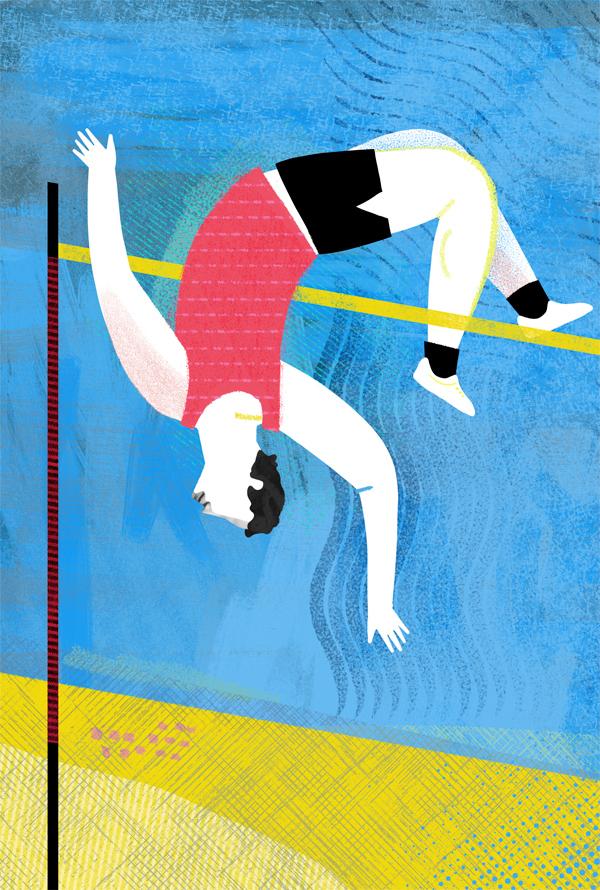 Elena Hormiga ilustracion
