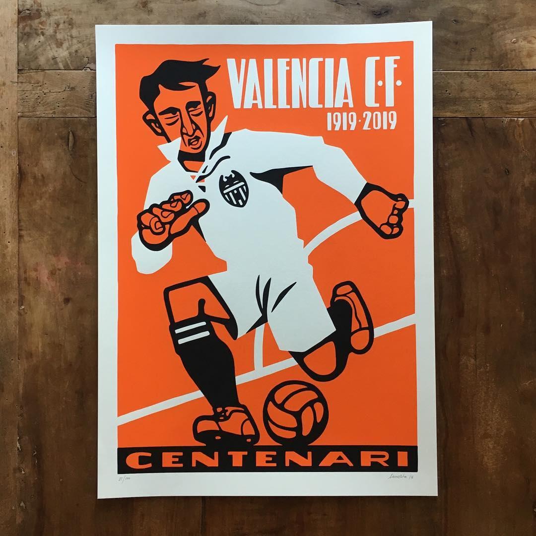 centenario del Valencia centenari