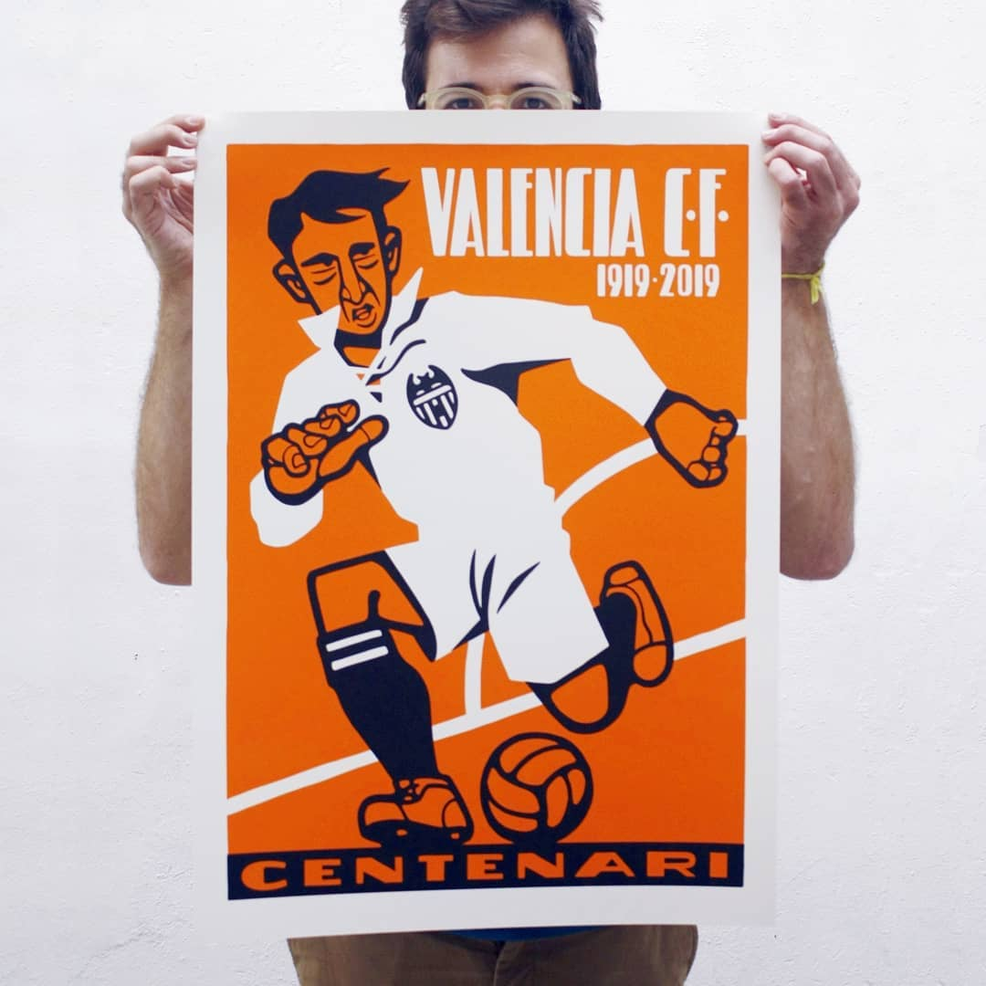 centenario del Valencia autor