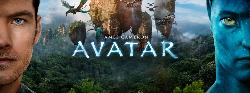 nueva tipografía para Avatar original