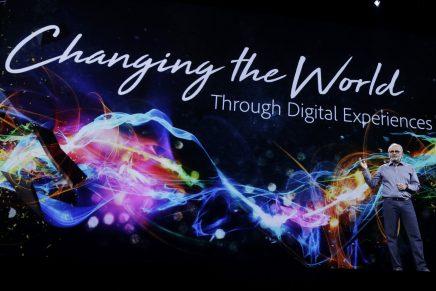 ¿Cuáles han sido las últimas novedades en Adobe MAX 2018?
