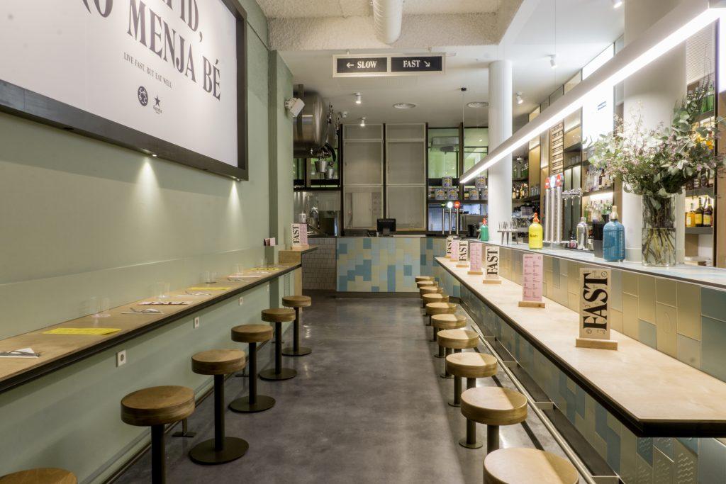 gastronomía y diseño local
