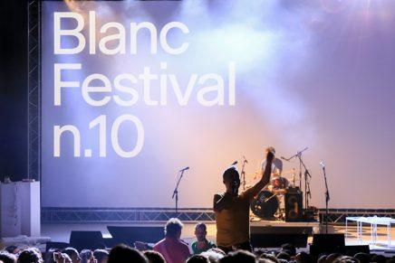 Una década de emociones y diseño: así ha sido la décima edición del Blanc Festival