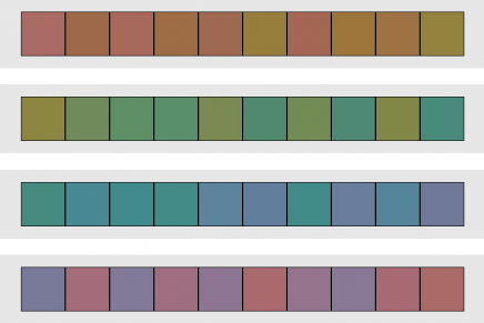 PANTONE lanza 'Color IQ Test', el test que pondrá a prueba tu agudeza visual