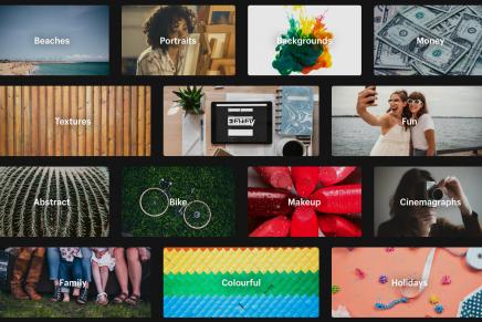Estos son los 14 mejores bancos de imágenes libres