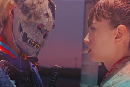 The Party Bus, la nueva campaña de Shiseido que maquilla una historia de amor por Halloween