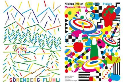 El arte del cartel por Niklaus Troxler