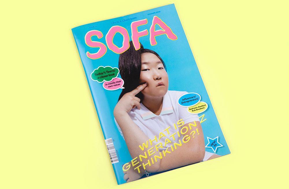 ugly design revista SOFA