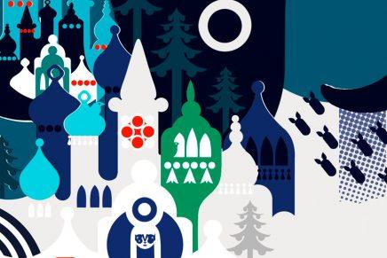 Las escandinavas ilustraciones de Sanna Annukka