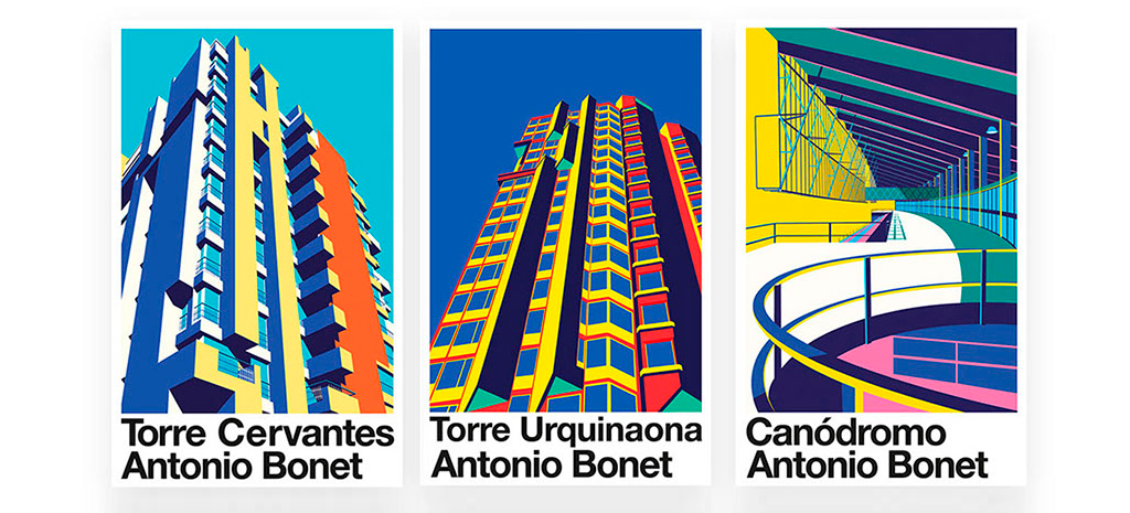 Si el legado del arquitecto Antonio Bonet hablara el lenguaje de la animación 3D