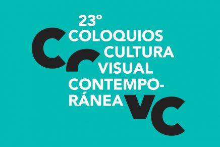 Los Coloquios de Cultura Visual Contemporánea regresan en noviembre