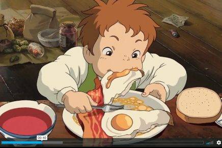 Celebramos el Día Internacional de Alimentación con estos deliciosos fragmentos de animación