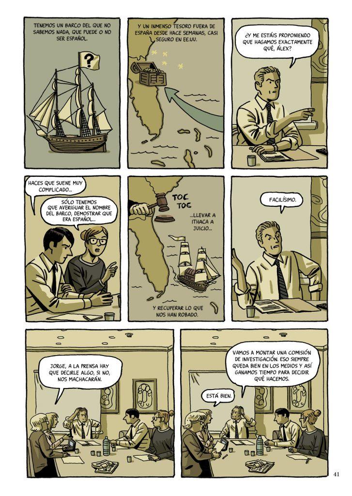 Paco Roca comic