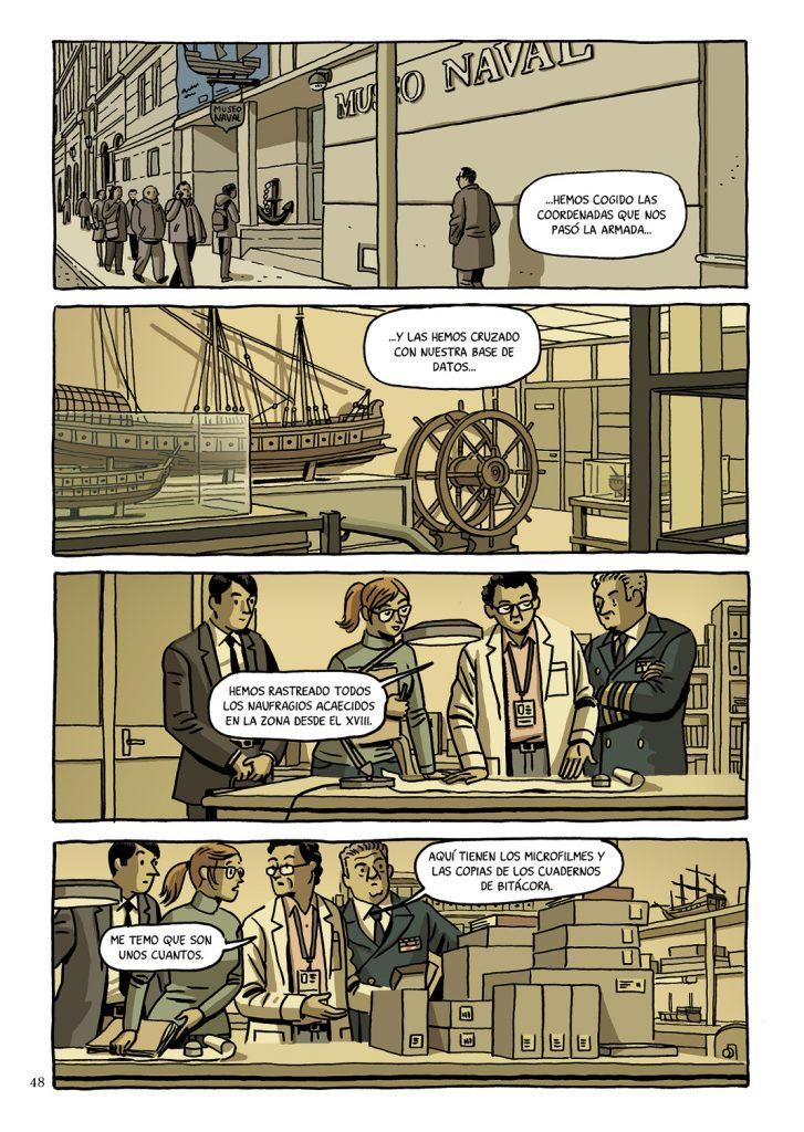 Paco Roca comic 2
