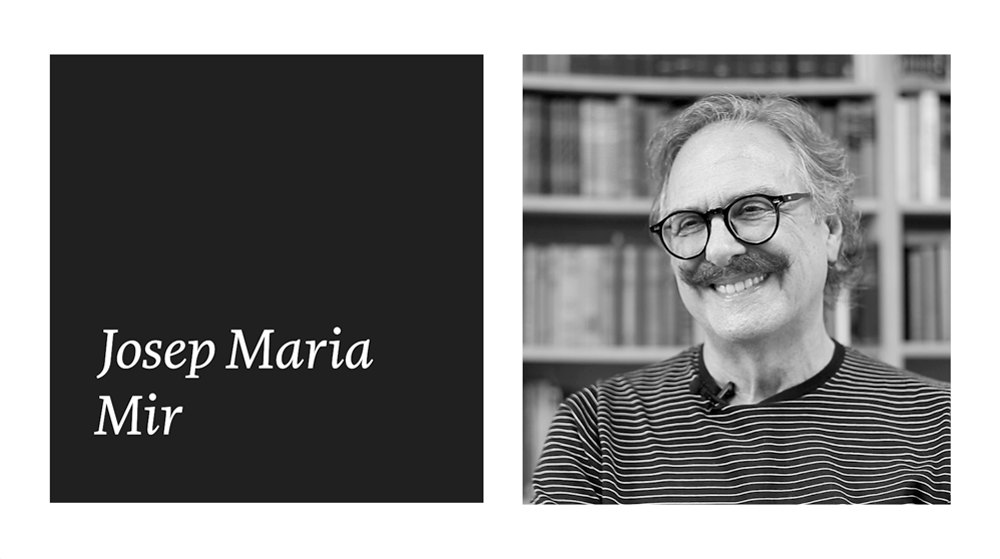 Josep Maria Mir entrevista