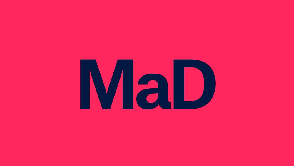 meet a designer logo