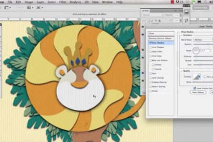 Cómo simular un Paper Art con Adobe Photoshop e Illustrator