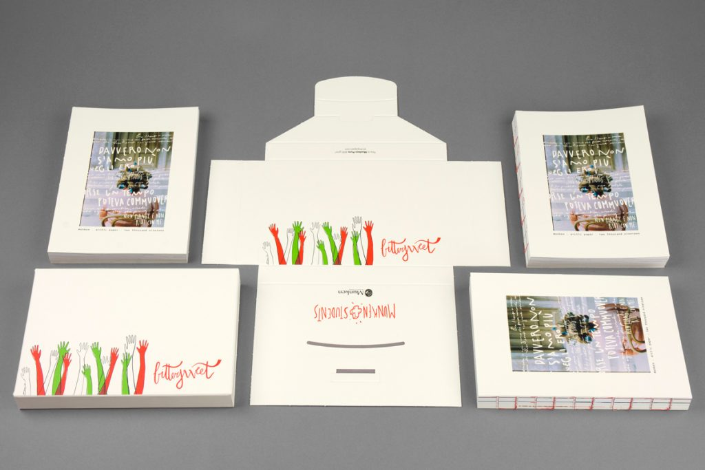 agenda Munken packaging
