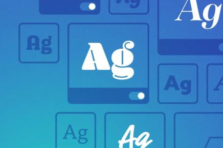 Typekit ahora es Adobe Fonts y formará parte de todos los planes de Creative Cloud