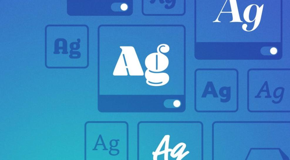 adobe fonts ejemplo