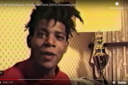 'Jean-Michel Basquiat: The Radiant Child', el documental que muestra más de cerca el peculiar mundo del artista