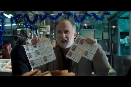 Así es el anuncio de la Lotería de Navidad de 2018