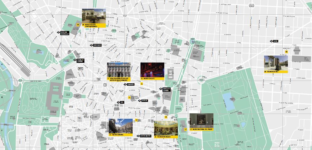 guía turística Madrid residencia de estudiantes