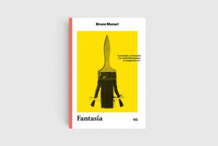 Fantasía, de Bruno Munari. 32 píldoras que nos desvelan los secretos de la creatividad