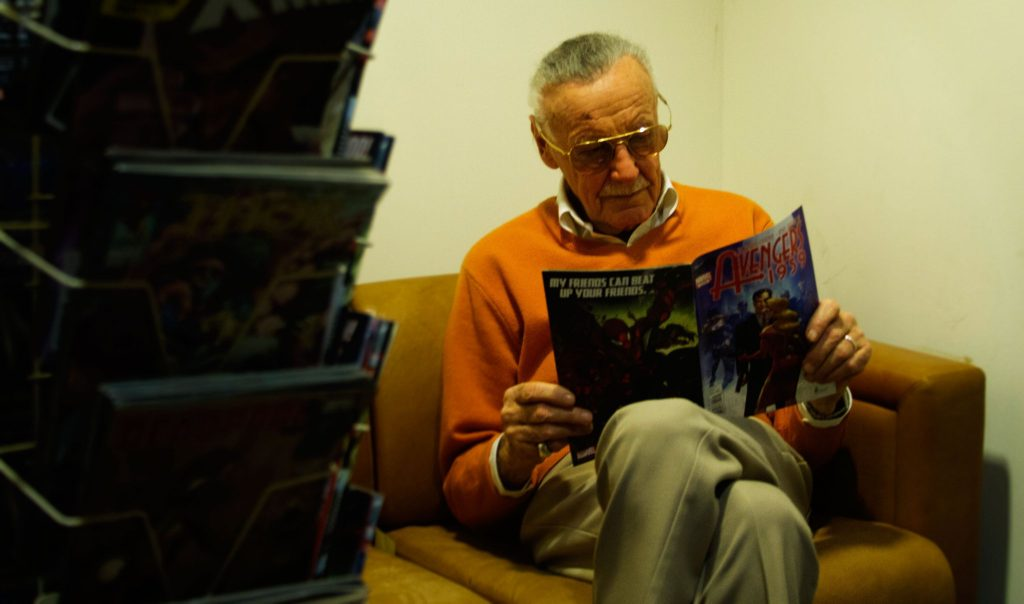 stan lee comic