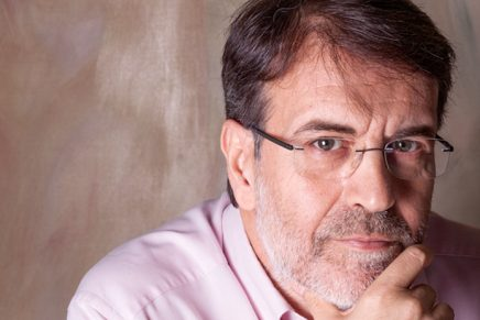 José María Cerezo: «Se siguen haciendo tipografías sin ningún sentido»