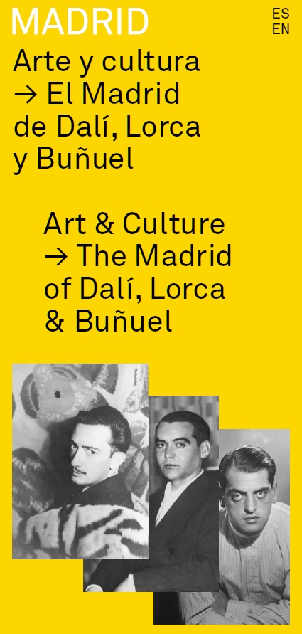guía turística Madrid arte