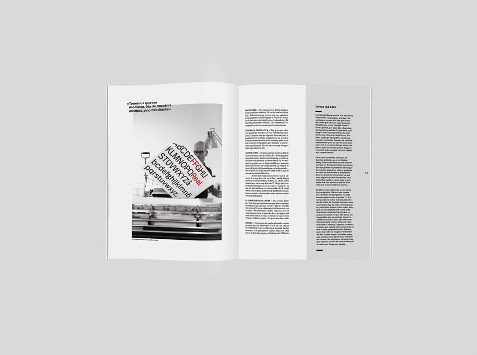 revista graffica 11 Erik Spiekermann Mockup4 cuatro