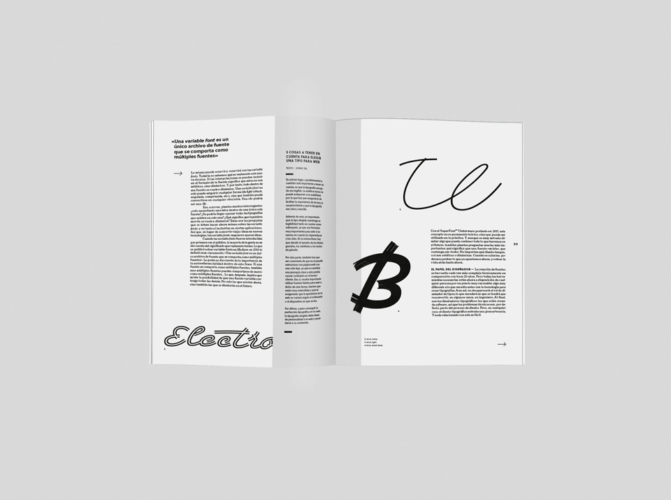 revista graffica underware tipografia mockup3 tres