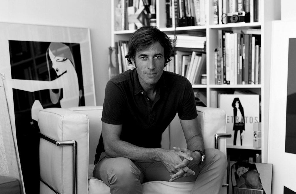 Jorge Arévalo retrato