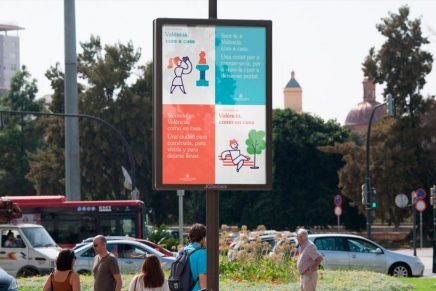 'València, como en casa', el nuevo proyecto de Estudio Menta