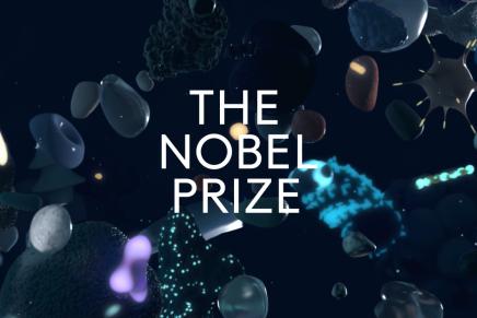 El Premio Nobel estrena nueva identidad visual, ahora más sofisticada y accesible