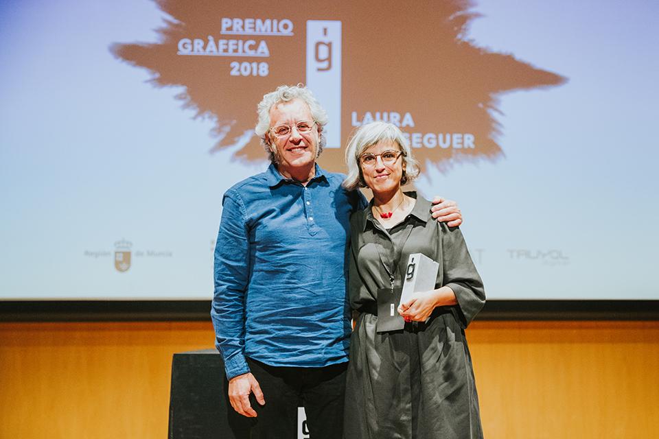 premios graffica 2018 Laura Meseguer tipografia