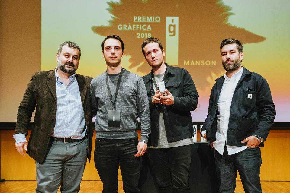 premios graffica 2018 manson tres