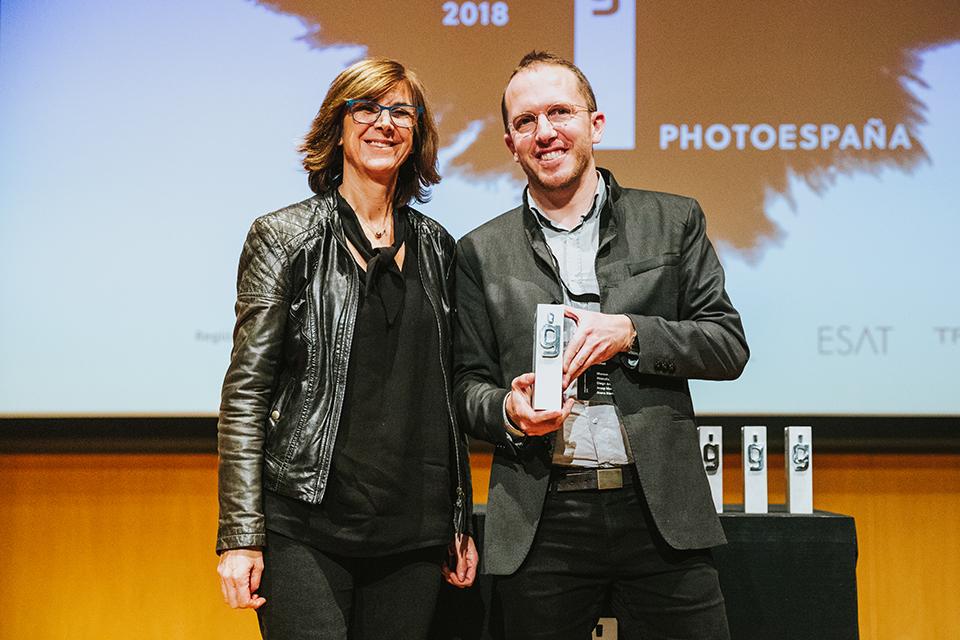 premios graffica 2018 photoespana posando