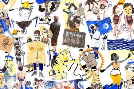 Ya está aquí Baba Kamo: un nuevo punto de encuentro para el mundo de la ilustración y la lectura en Valencia